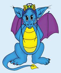 Les Dragons Bleu