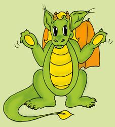 Les Dragons Vert