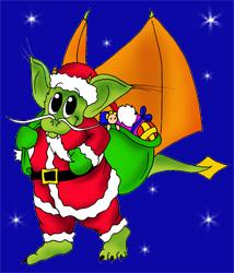 Les Dragons Noel